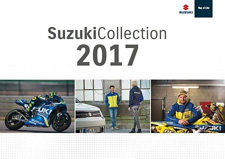 Suzuki Collection Bekleidung 2017